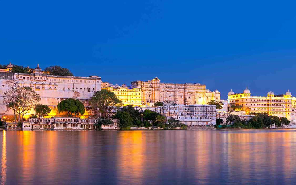 3 Nights 4 Days Udaipur Package
