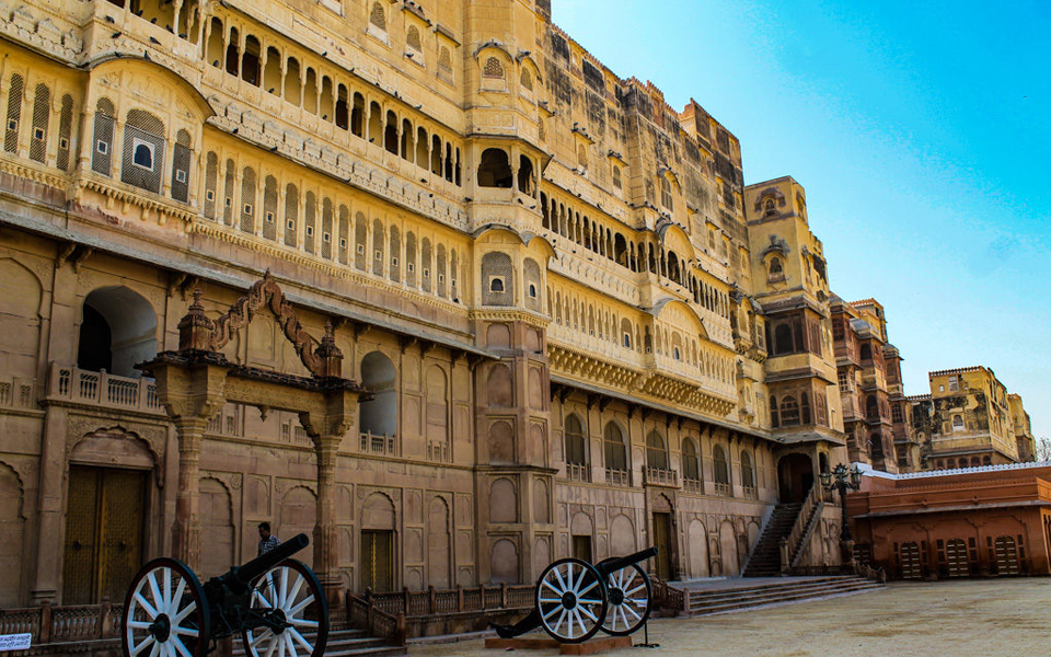 14 Nights 15 Days Rajasthan Package
